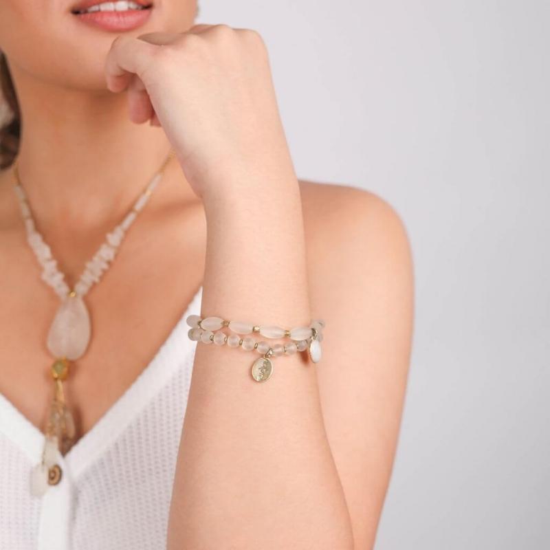 Bracelet olives ombre et...