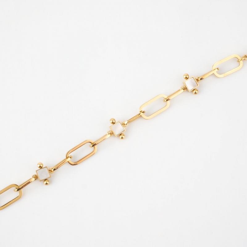 Milady gold bracelet - Zag...