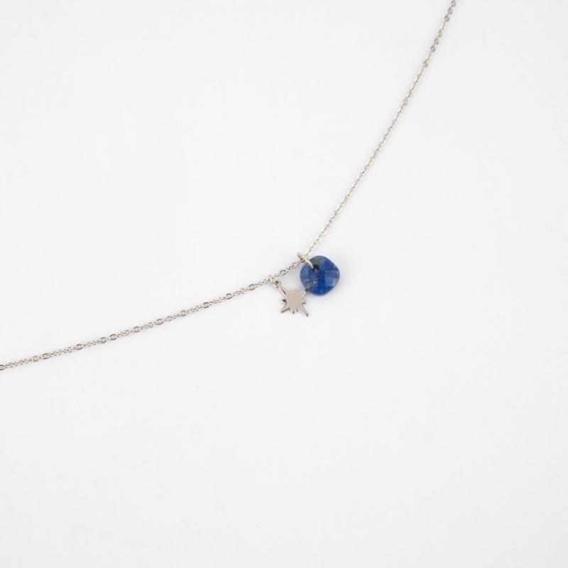 Stone polar blue silver...