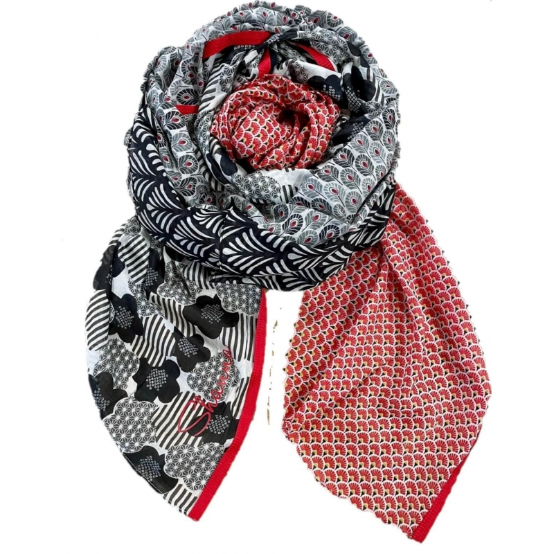 Dominique scarf - Shanna