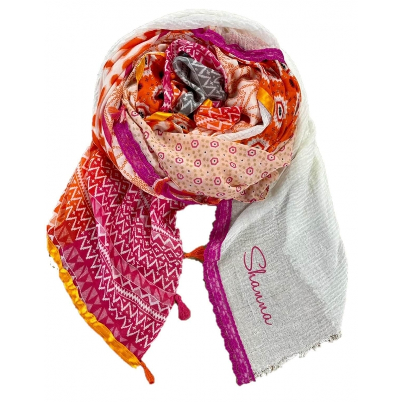 Eglantine scarf - Shanna