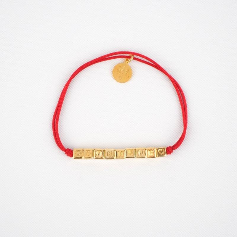 Bracelet lien Bonheur...