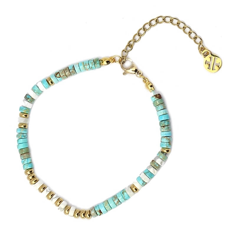 Bracelet Salvador turquoise...