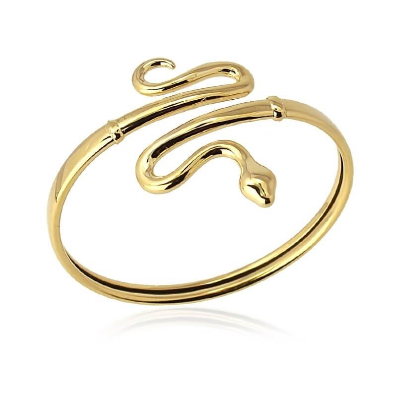 Jakarta gold cuff bracelet...