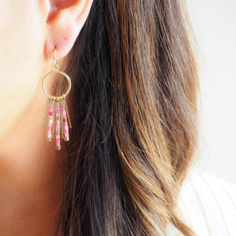 Boucles d'oreilles Santiago...
