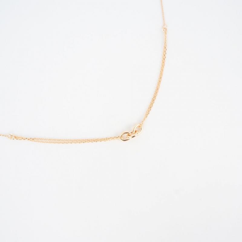 Petula gold necklace -...