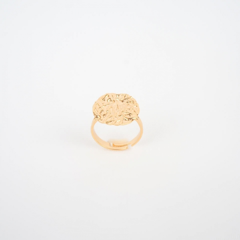 Calypso gold ring - By164...
