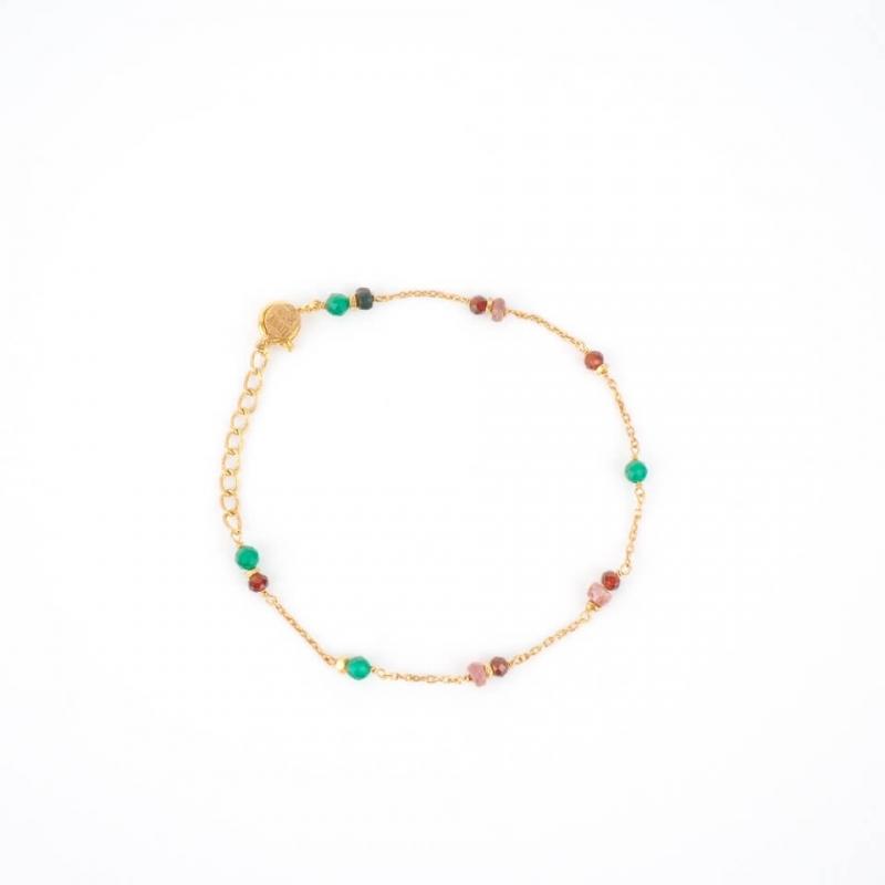Bracelet Alia en plaqué or...