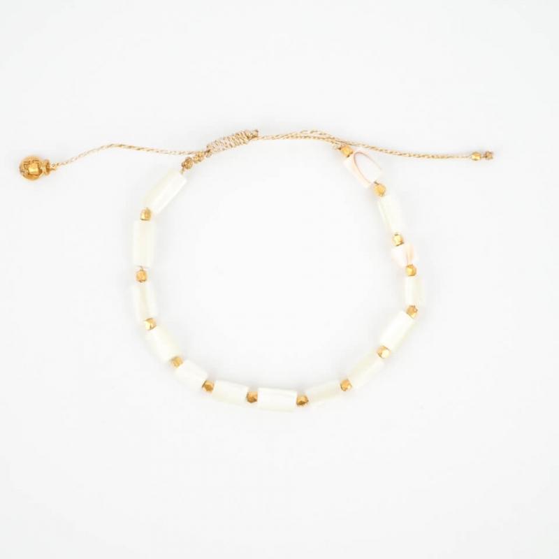 Bracelet Tonia en plaqué or...