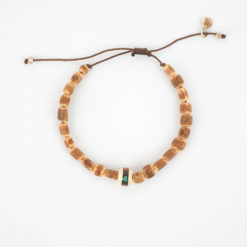 Ashton silver cord bracelet...