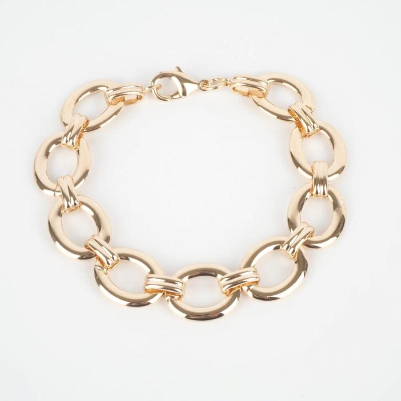 Bracelet Clarina en plaqué...