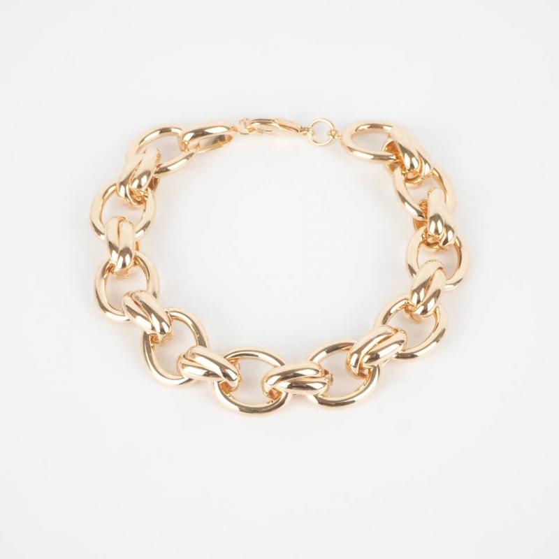 Bracelet Livia en plaqué or...