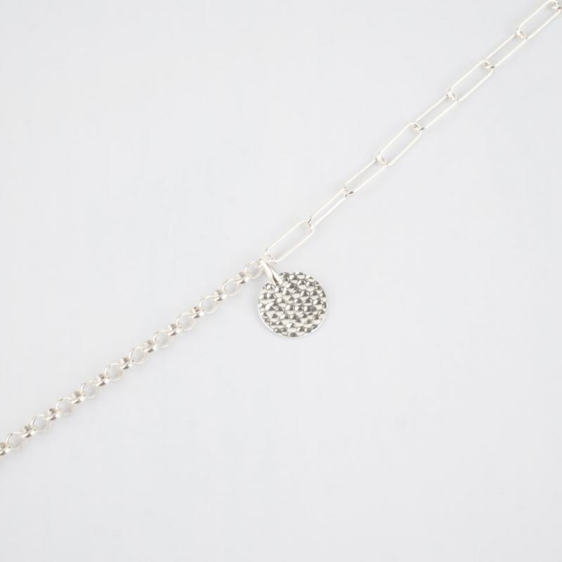Bracelet Lily en argent -...