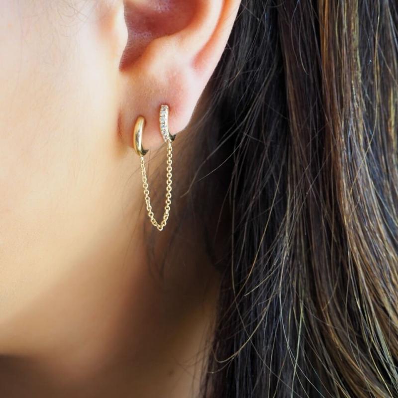 Boucles d'oreilles June...