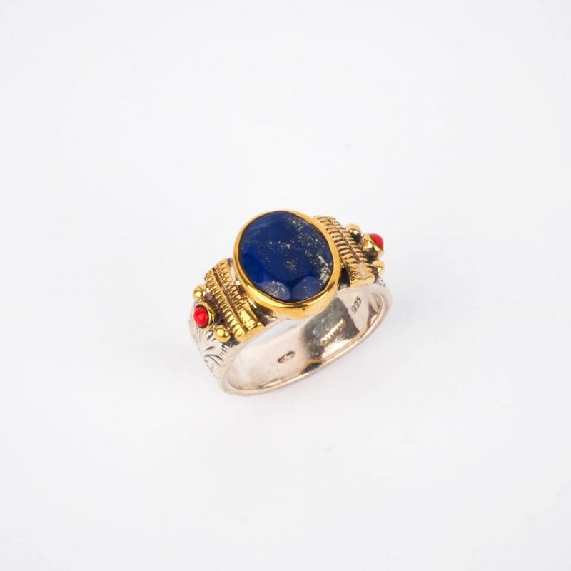 Ethnic chic lapis lazuli MM...