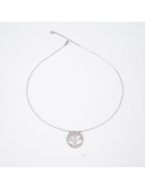 Tree of life silver necklace - Zag Bijoux