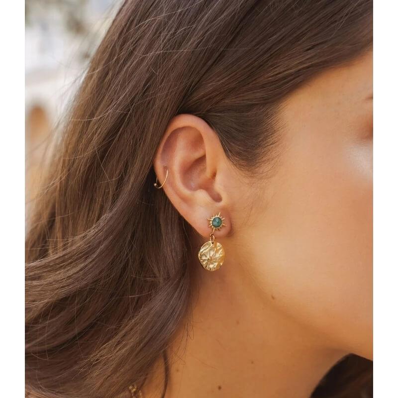 Boucles d'oreilles Mélany...