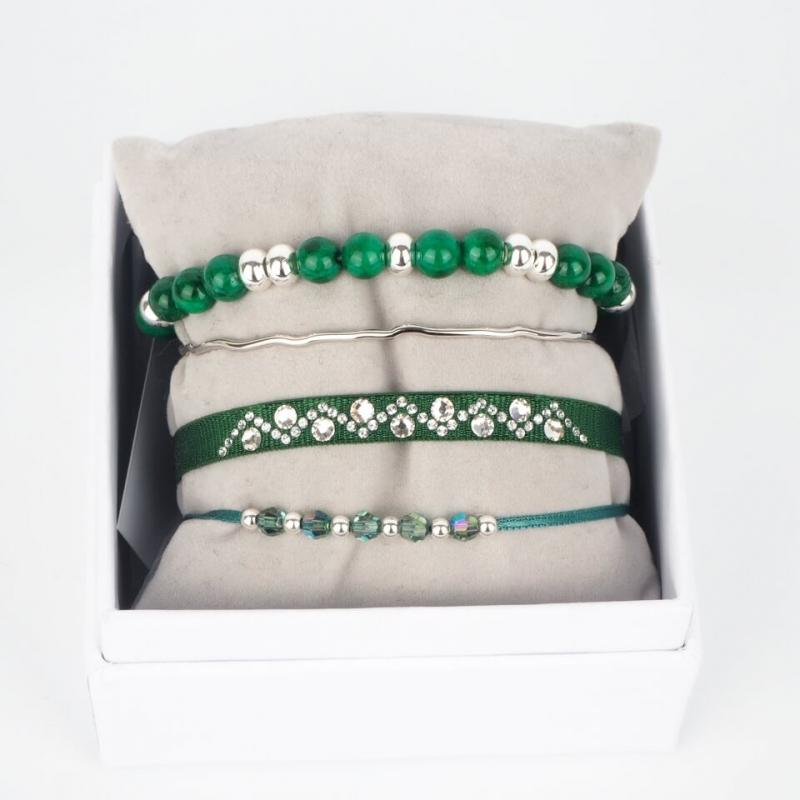 Green silver Nameless...