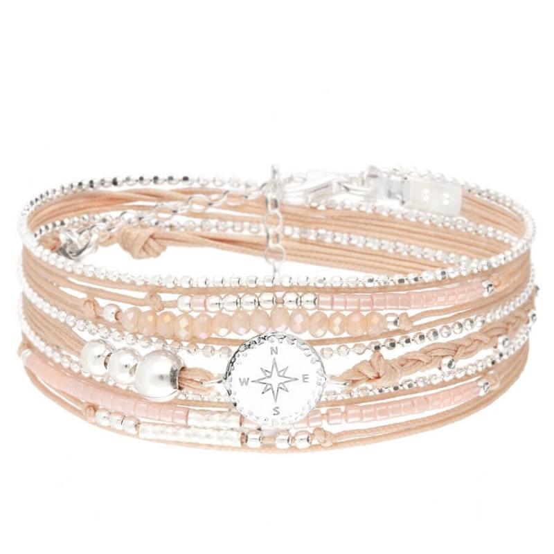 Bracelet rose des vents...