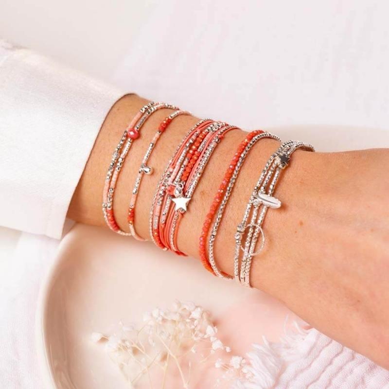 Bracelet élastique Paros...
