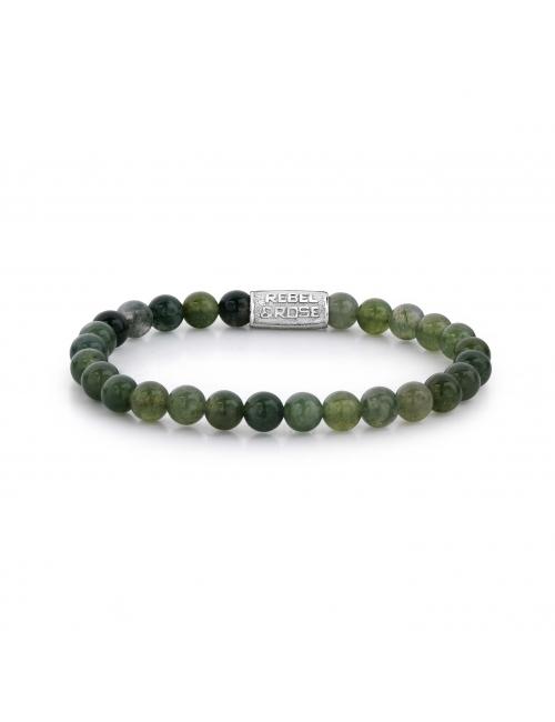 Secret Garden 6mm stone bracelet - Rebel & Rose