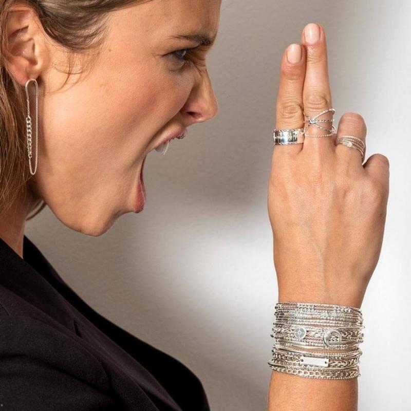 Pin earrings - Doriane Bijoux