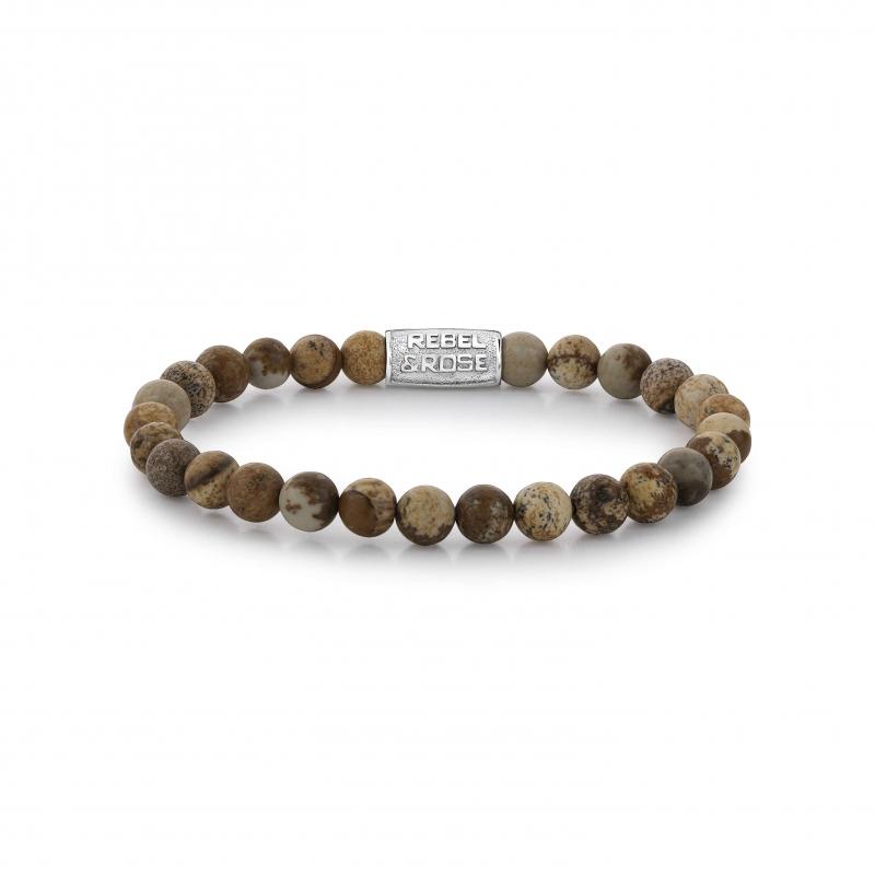 Bracelet Woodstock 6mm -...