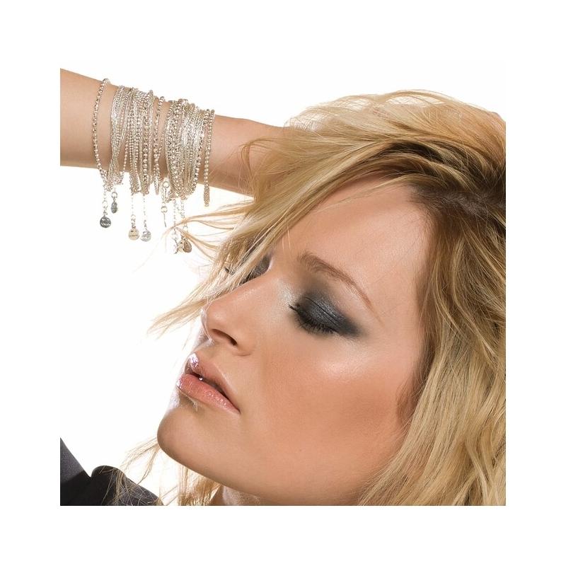 Bracelet 3 chaines lovely -...