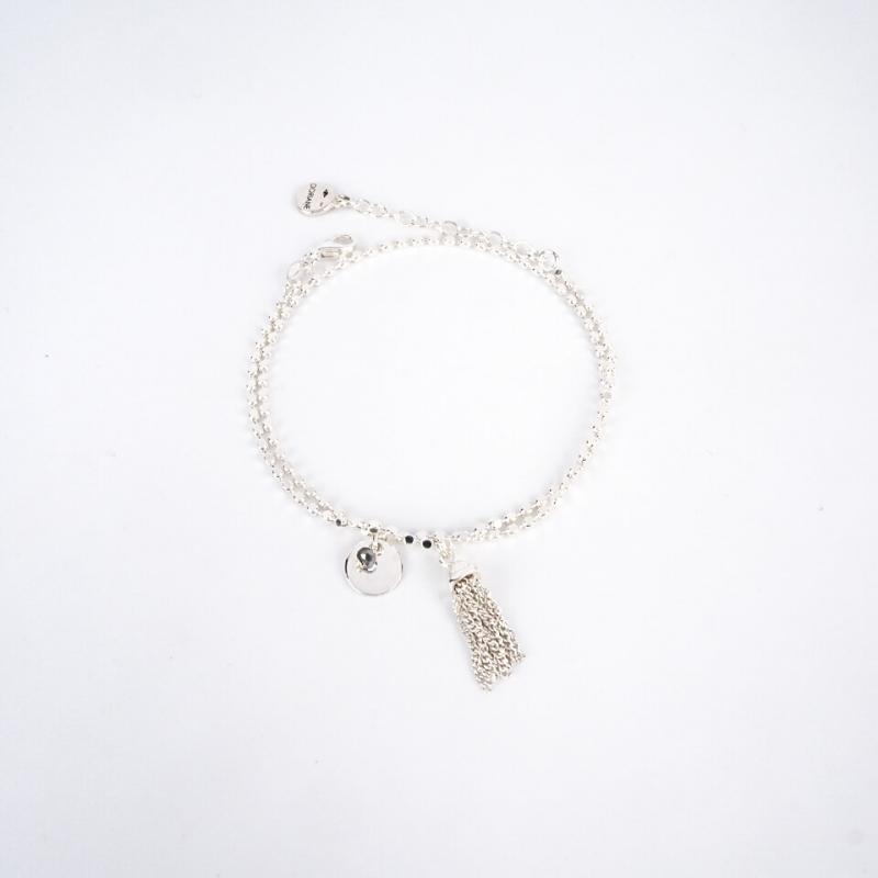 Bracelet double chaines...