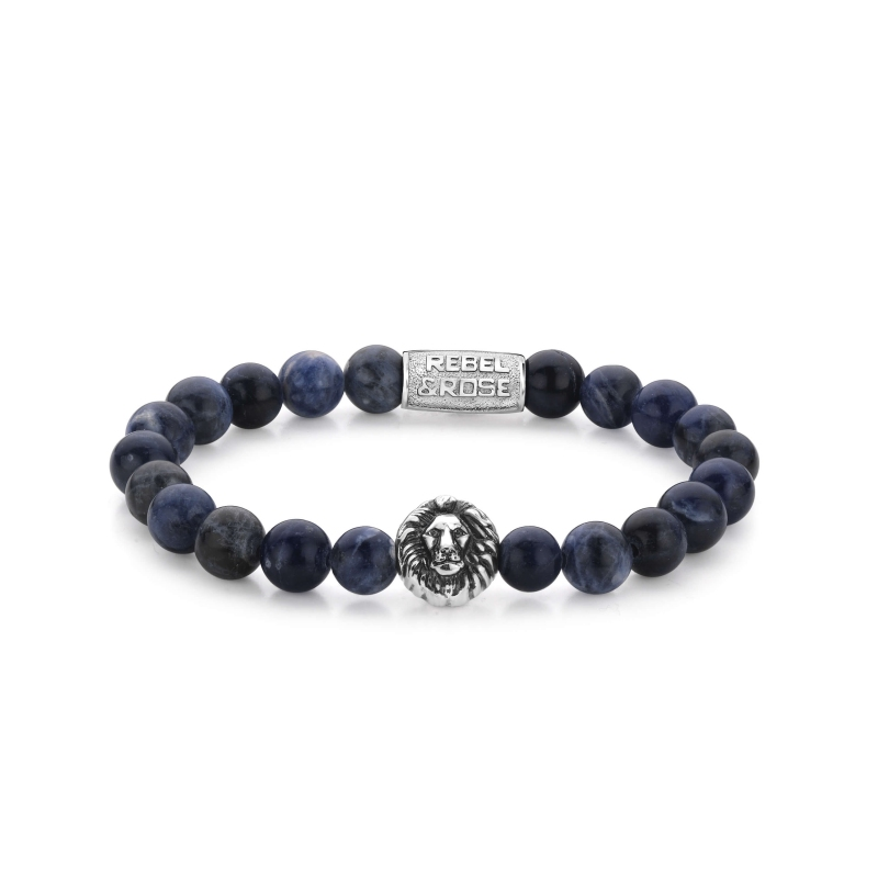 Bracelet Midnight Blue Lion...