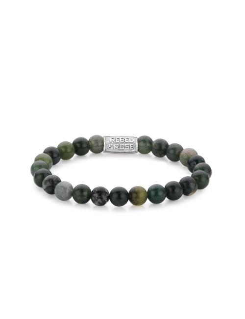 Secret Garden 8mm stone bracelet - Rebel & Rose