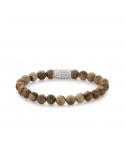Bracelet Woodstock 8mm -...