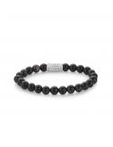 Bracelet Black Velvet 8mm -...