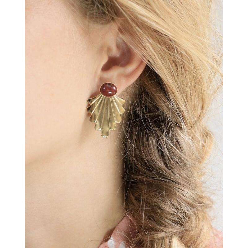 Boucles d'oreilles Telline...