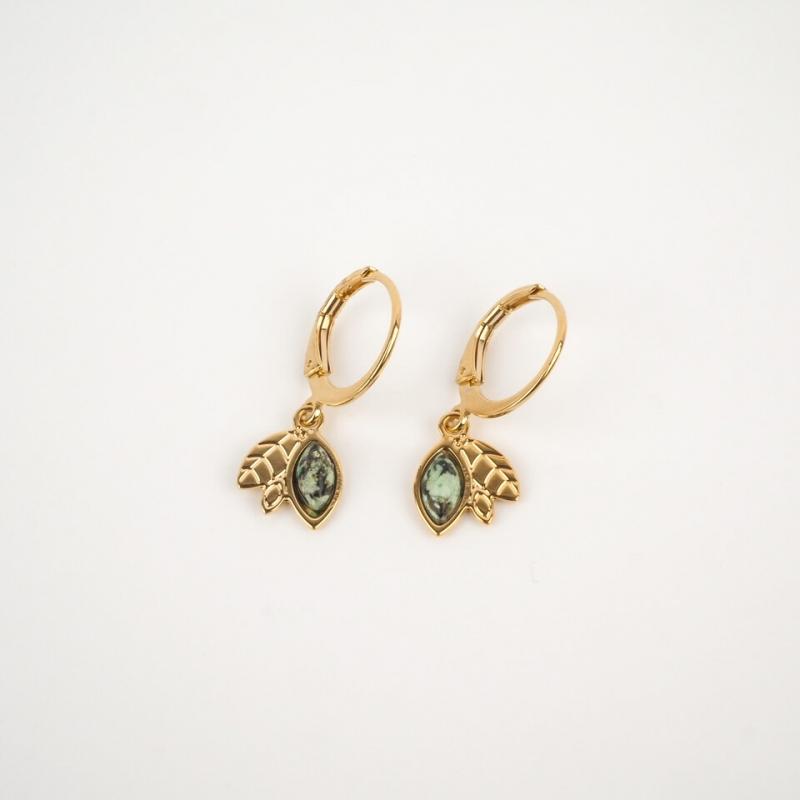 Alice dangling earrings - Aurélie Joliff