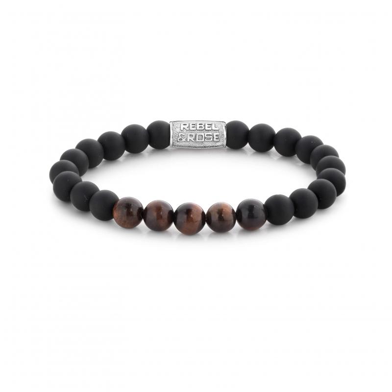 Mad Lido 8mm bracelet - Rebel & Rose