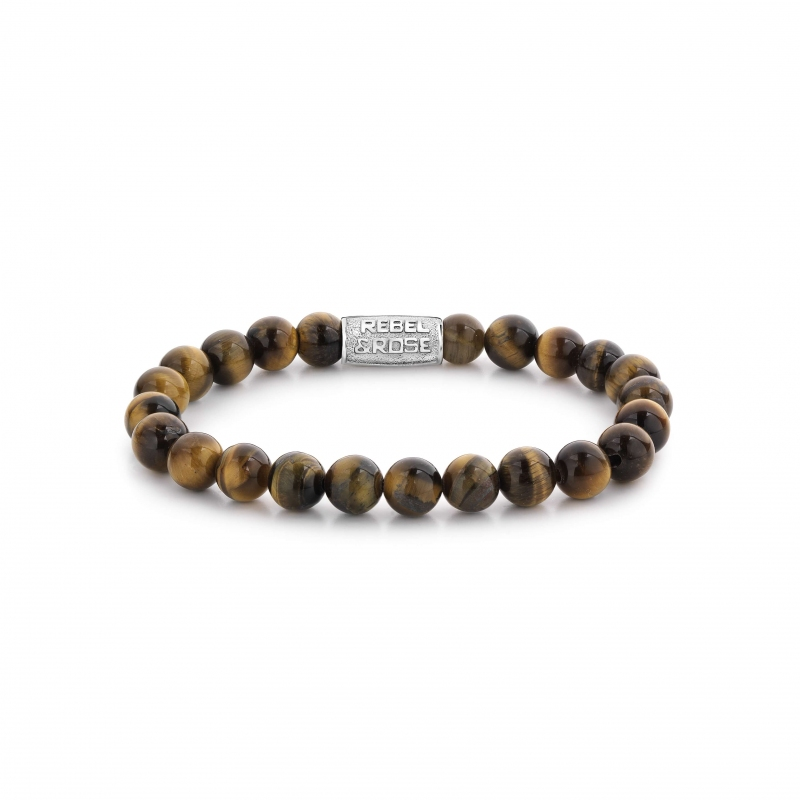 Mad Tiger Lily 8mm bracelet...
