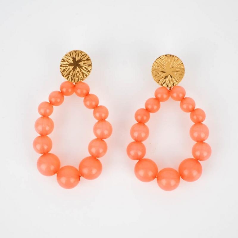 Rose Adonis earrings in...