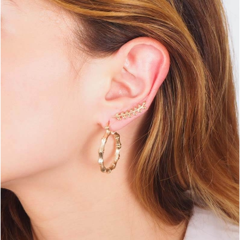 Boucles d'oreilles earcuff...