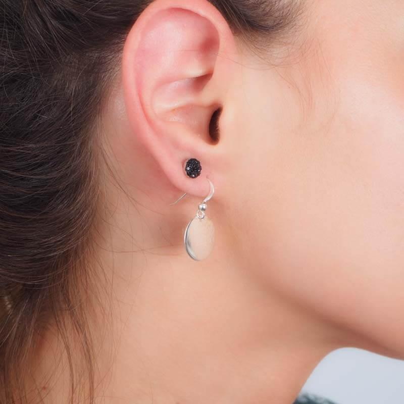 Boucles d'oreilles pastille...