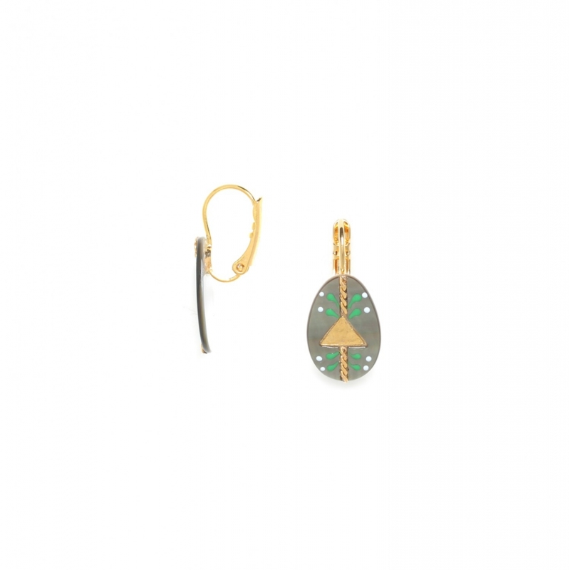 Calypso simple french hook...