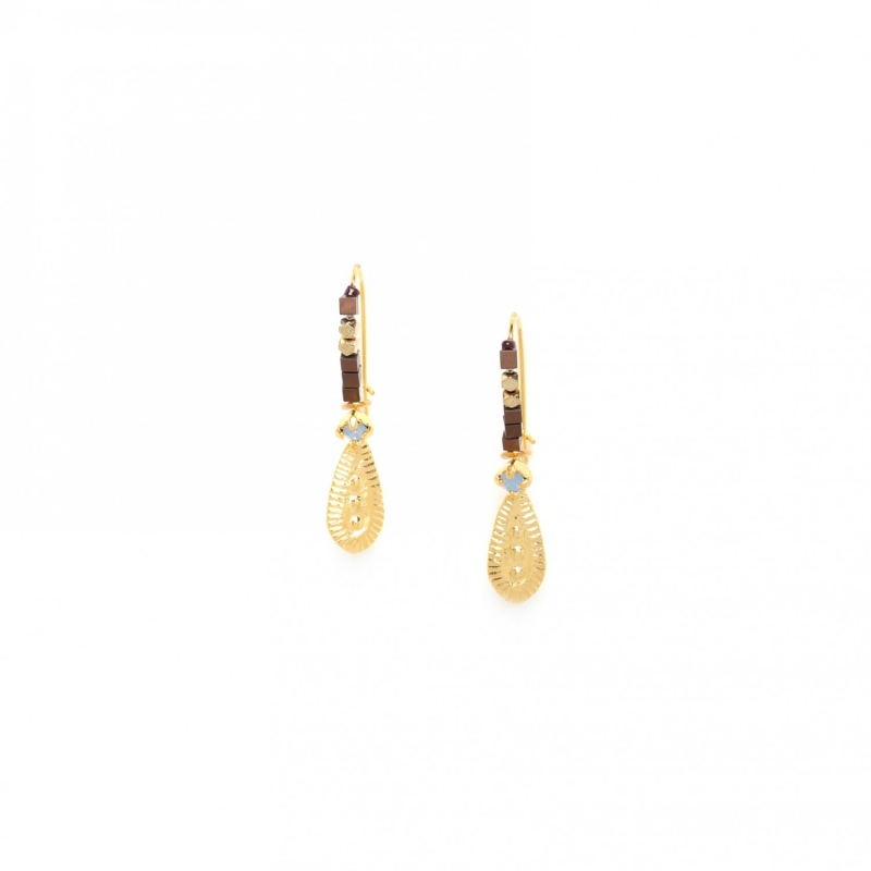 Vanille XS gold hook -...