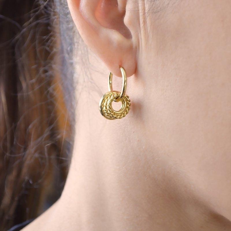 Boucles d'oreilles multi...