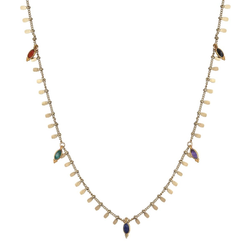 Collier Jasmyne or - By164...