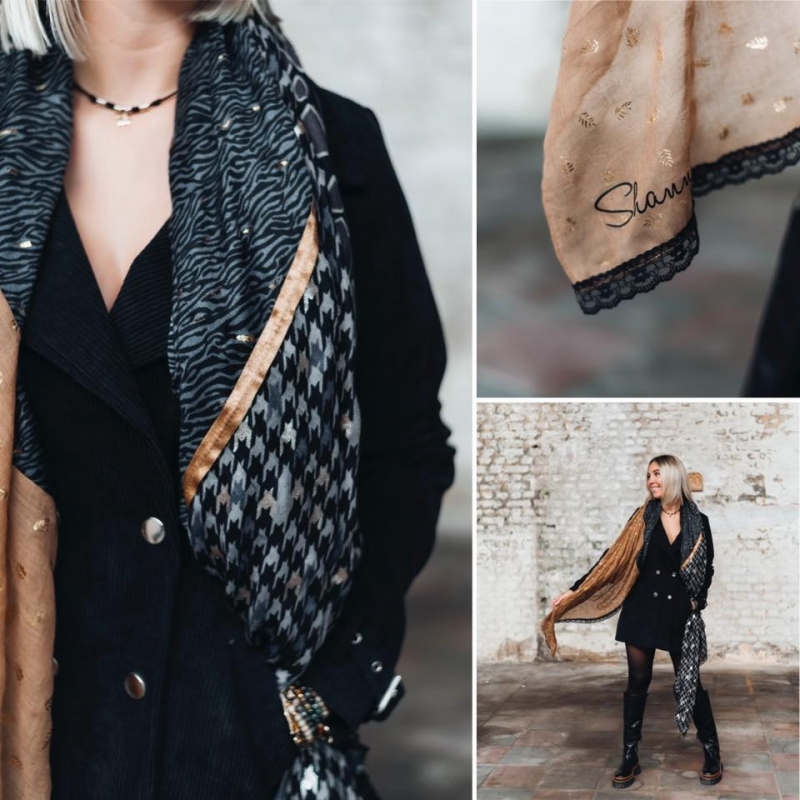 copy of Gwyneth scarf - Shanna