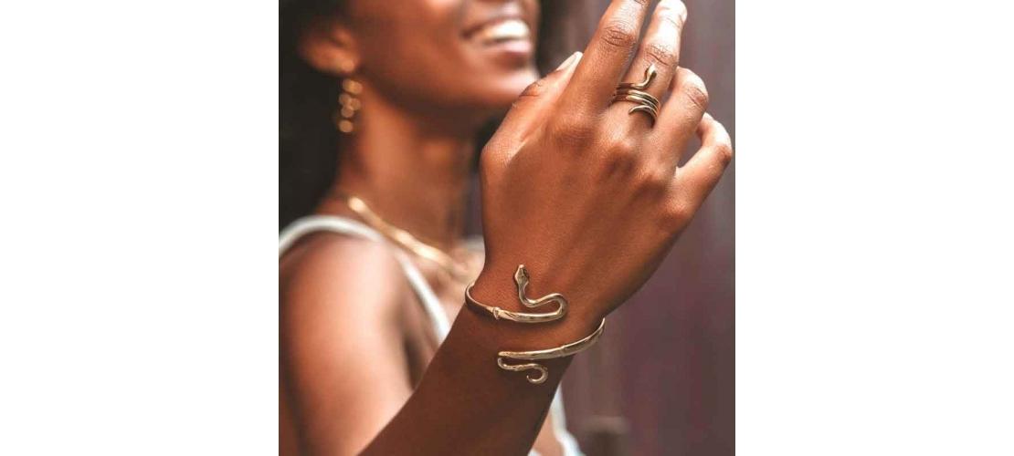 Bracelets fantaisies - Bracelets de créateurs  | Pomme Cannelle